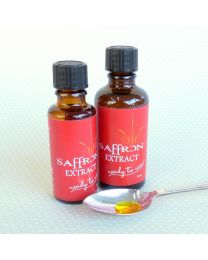 Australian saffron extract for culinary use